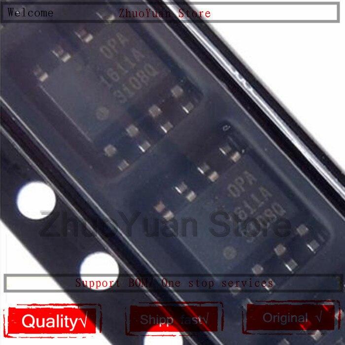 1PCS/lot OPA1611AIDR OPA1611A OPA1611 OPA1611AID SOP8 IC Chip New Original