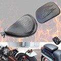 Новинка  черное пламя  дизайнерское кожаное сиденье для водителя + подушка для пиллиона  8 присосок  ПАССАЖИРСКОЕ СИДЕНЬЕ  подходит для Harley