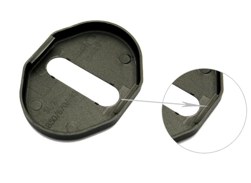 Авто замок пряжки крышки, амортизатор колодки для mitsubishi pajero, outlander, asx, mazda 6 04-12, MX-5, 4 шт./лот, автомобильные аксессуары