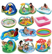 high quality intex beach Inflatable Swimming Pool Toddler Baby swim pool piscine inflatable mattress piscina inflavel