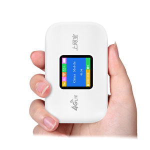 Image 3 - Unlocked 4G Wifi Router mini router 3G 4G Lte Wireless Portable Pocket wi fi Mobile Hotspot Car Wi fi Router With Sim Card Slot
