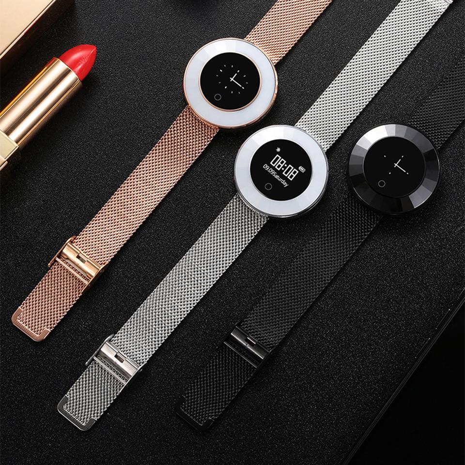 women smart fitness bracelet X6 3