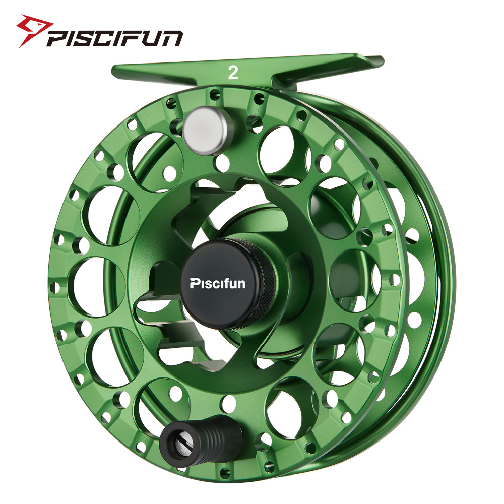 Piscifun Sword II Fly fishing Reel 3 4 5 6 7 8 All sealed Drag CNC