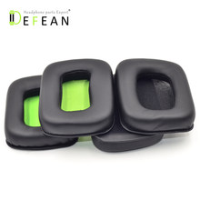 Defean Ear pads for Mad Catz TRITTON Kunai Stereo Headset for PlayStation 4, 3 Vita(China)