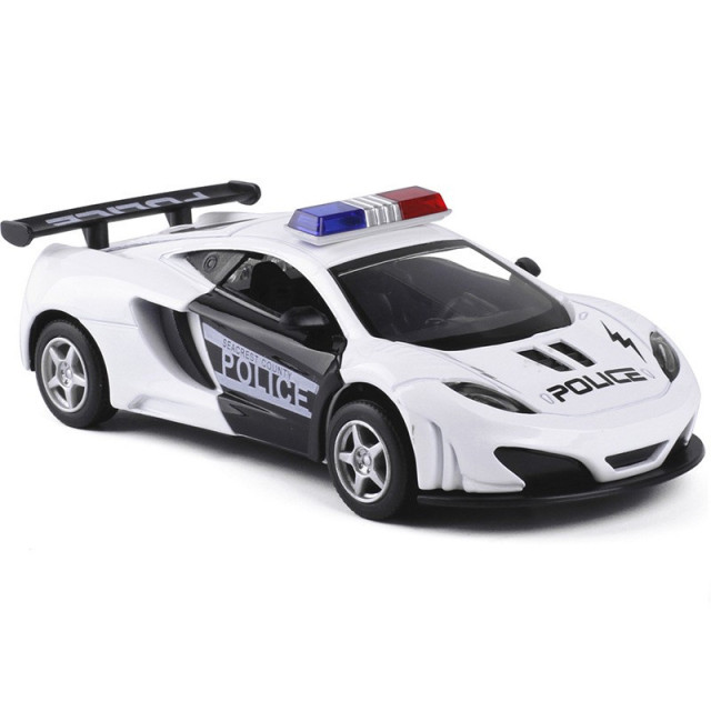 New Arrival Kids Toys Police Car Cool Metal Toy Cars Model - Cool cars music