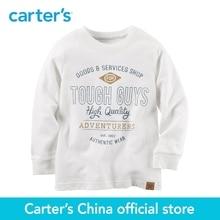 1 pcs bébé enfants enfants À Manches Longues de Carter Durs à cuire Tee 243G610, vendu par Carter de Chine boutique officielle