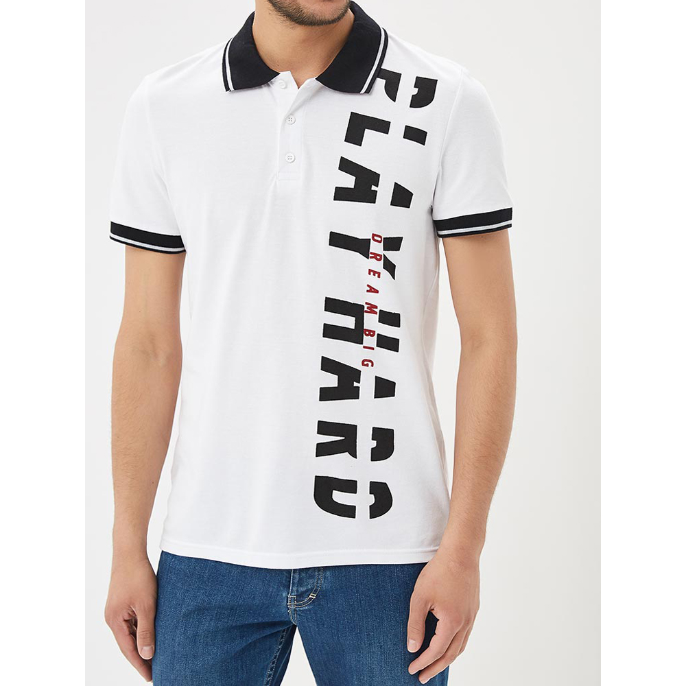 Polo Shirts MODIS M181M00272 men t-shirt cotton for male TmallFS