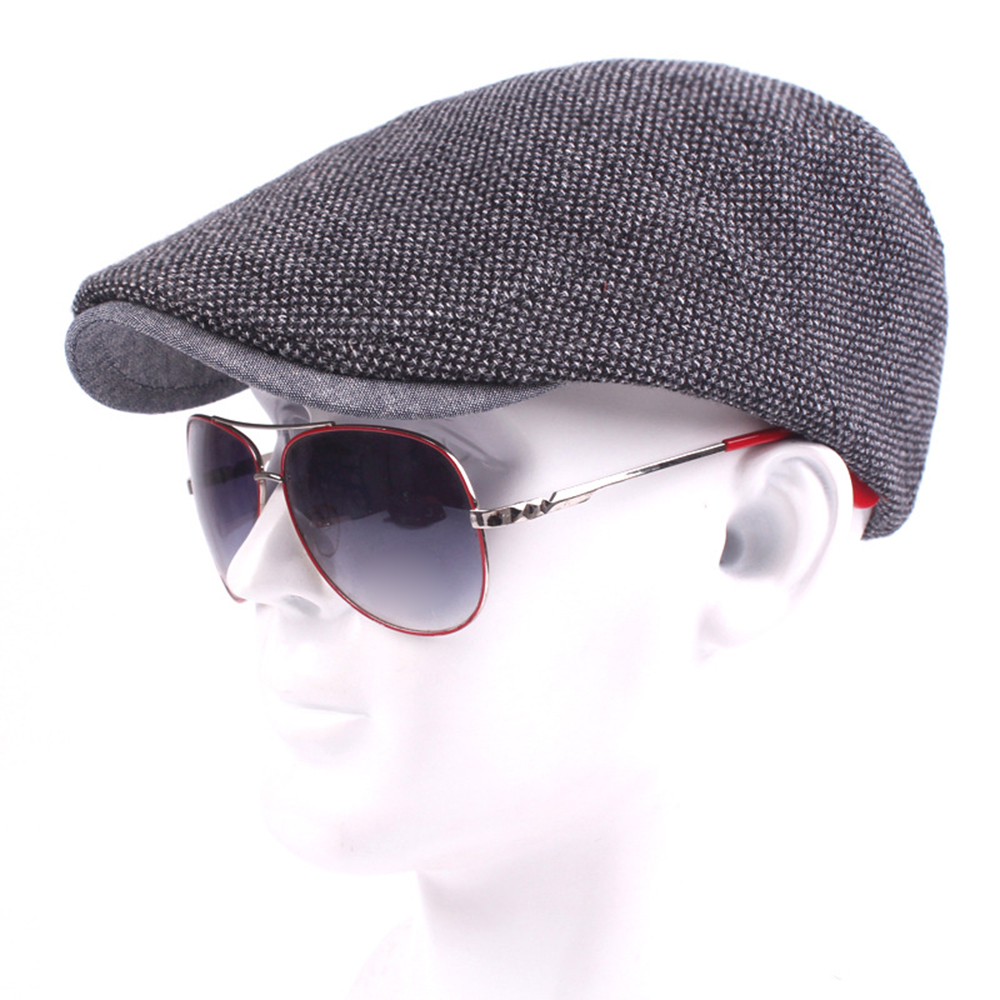 New Beret spring and summer wild casual hat solid color dome unisex multi-occupation suitable for the tongue hat wholesale