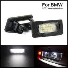 1 Stücke führte Nummernschild Licht für BMW E36 Coupe 1/3/5/X5/X6/325/328/520/525/530