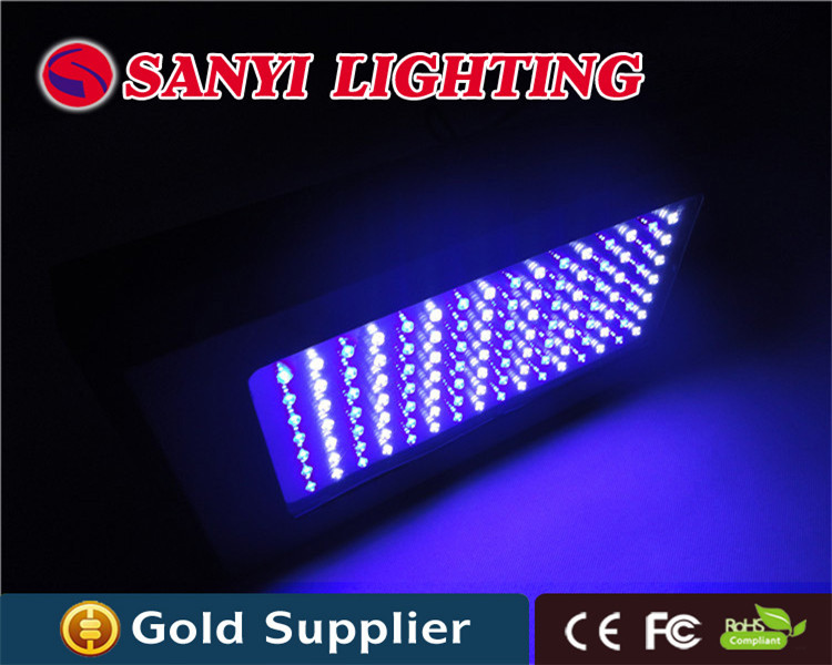 High output led aquarium lights for saltwater reef and corals, Marine Aquarium Used with white blue