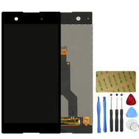 6.0 AAAA+ Display For SONY Xperia XA1 LCD Touch Screen With Frame LCD Display G3112 G3116 G3121 Digitizer Replacment LCDs