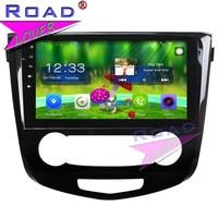 TOPNAVI Android 6.0 2G+32GB 10.1 Car Media Center GPS Navigation For Nissan Qashqai 2016 Stereo Player Autio Video MP4 NO DVD