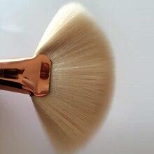 SGM F90 FAN BRUSH professional individual Face brush makeup brush