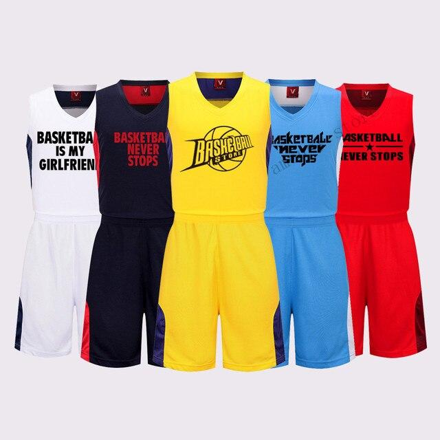 Adsmoney personalizado hombres uniformes ropa deportiva entrenamiento de  baloncesto Jerseys sin mangas 88e45d2ca7c80