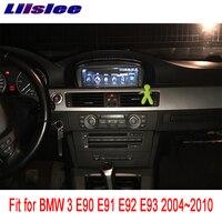 Liislee для BMW 3 E90 E91 E92 E93 2004 ~ 2010 android автомобиля Радио Аудио Видео Мультимедиа проигрыватель WI FI DVR gps Navi навигации