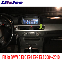 Liislee For BMW 3 E90 E91 E92 E93 2004~2010 Android Car Radio Audio Video Multimedia Player WIFI DVR GPS Navi Navigation