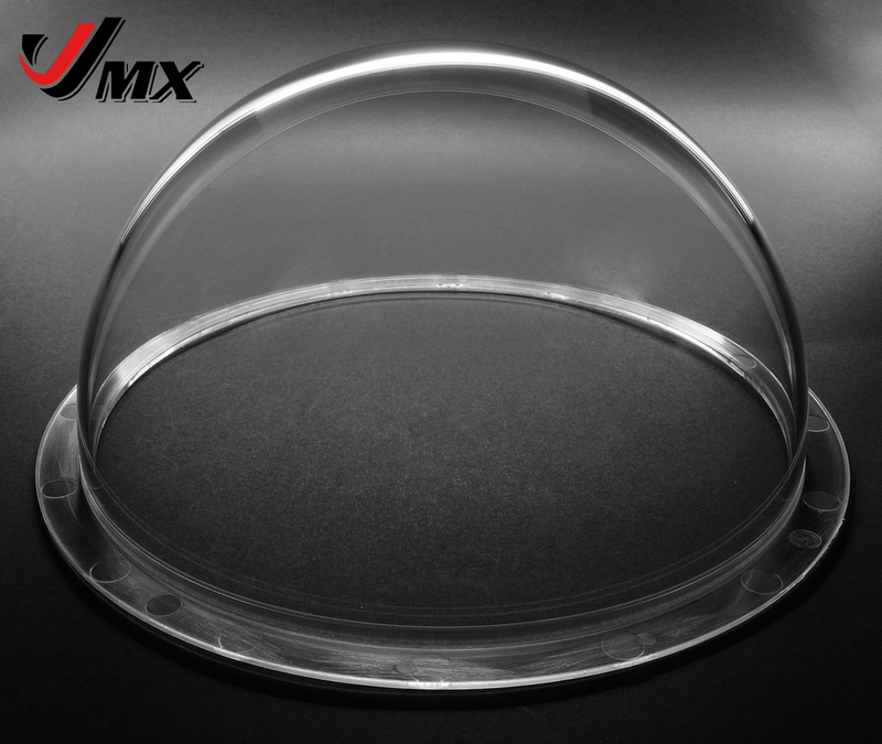 JMX 6.2 INCH Acrylic Indoor / Outdoor CCTV Replacement Clear Camera Dome Housing Security Dome Camera Housing new 2 inch clear camera dome cover for indoor outdoor cctv webcam replacement free shipping
