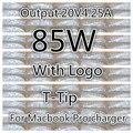 """Boa Qualidade para 4.25A Magsafe 2 85 W 20 V Carregador Adaptador de Alimentação para MacBook Pro 15 """"17"""" Display Retina A1425 A1398 A1424"""