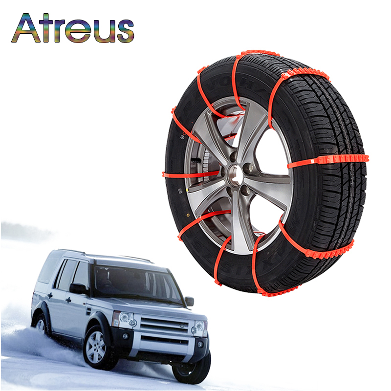 Subaru forester snow chains