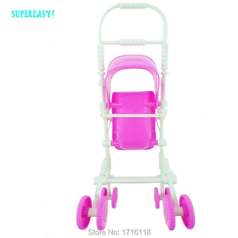 tienda online juego de nios casa de muebles infantiles cochecito carro de plstico juguetes accesorios para barbie kelly mueca de tamao regalo