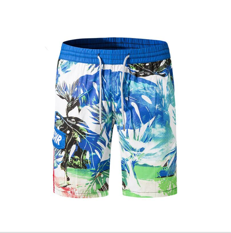 Men's Shorts Cotton Summer Casual 3XL Solid -C933 Homme