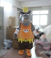 Высокого качества маскарадные костюмы дизайн OX King костюм талисман для взрослых OX талисман bull праздник специальная одежда с бесплатной дост