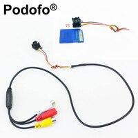 New Smallest 4 LED Night IR LED DIY CCTV Mini Camera 600TVL CMOS Camera With Mic