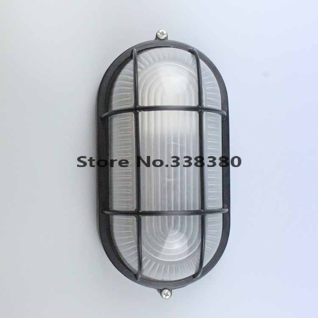 Moisture Proof Waterproof Outdoor Wall Lights Bathroom Ceiling Lamp  Explosion Proof Lights LED Wall Lamp