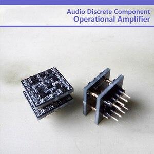 Image 3 - Amplificador de Audio SX52B, componente discreto, preamplificador de auditorio HiFi, Chip Op Amp doble, reemplazo AD827