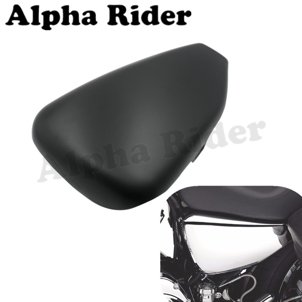 Side Battery Cover Guard Fairing Protector for Harley Sportster 48 72 XL 883 1200 Roadster Nightster Custom 2014-2017 2016 2015 motorbike brake clutch lever for harley sportster 883 1200 xl883n xl883l xl1200c xl1200 superlow iron custom 2014 2015 2016 2017