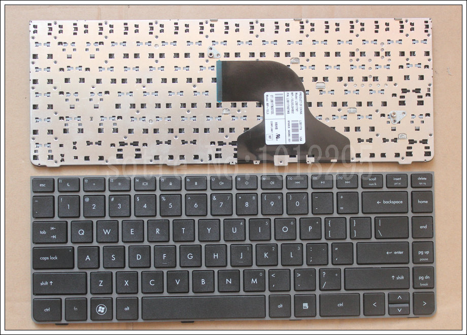 NEW Keyboard FOR HP Probook 4330 4330s 4331S 4430s 4431S 4435 4436 US laptop keyboard 646365-001