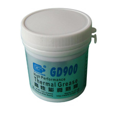 150 Grams GD900 Thermal Conductive Grease, Gray Paste Silicone Plaster Heatsink Compound, Used For CPU LED CN150