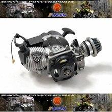 Лидер продаж, 2-тактный 1E44-6 двигатель для мини-скутера, кроссбайка, карманного велосипеда