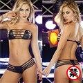 Modelos de explosión de LA PU de la mujer body latex catsuit sexy body roshe huarache aire magista flyknit bikini lencería sexy