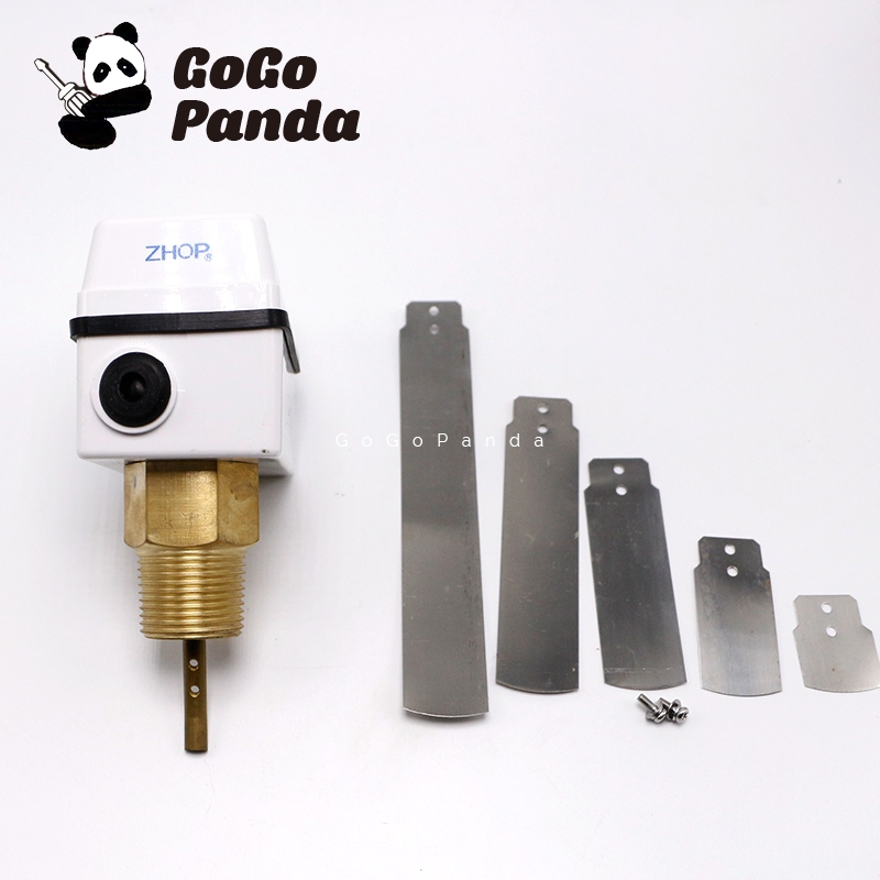 Free Shipping ZFS 25 G3 4 Waterproof Dustproof Liquid Flow Control Water Flow Switch No Corrosive