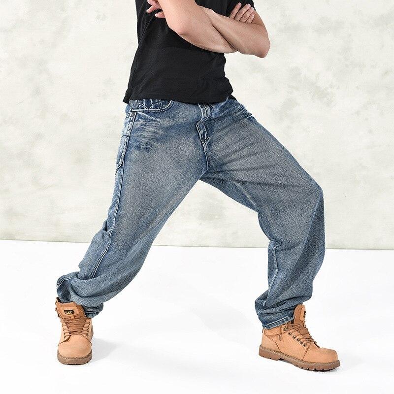 46 Denim À Jeans 028 Hop De Mode Plus Hommes Usa Hip Poches Cargo 30 Multi Size Tactique Baggy Planche La Roulettes Taille CwtqY