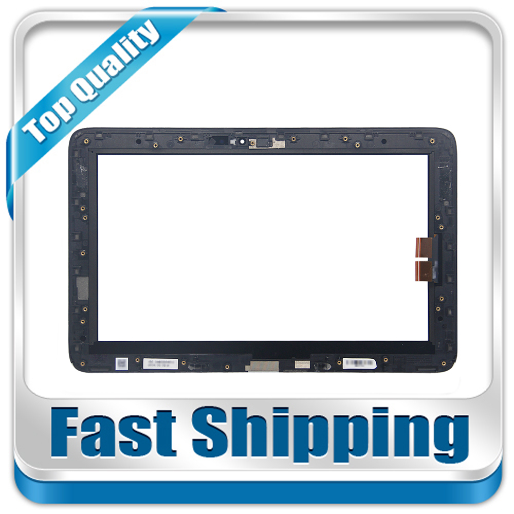 New For HP Pavilion 11 X360 X2 11-N Series 5447P FPC-1 Replacement Touch Screen with Frame 11.6-inch Black