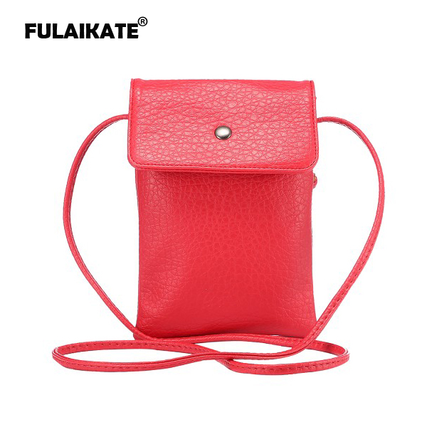 FULAIKATE 6 3 quot Litchi Universal Lanyard Bag for iPhone6s Plus handbag Case for Samsung Galaxy S7 Edge S6 Edge Plus MEGA Holster in Phone Pouches from Cellphones amp Telecommunications