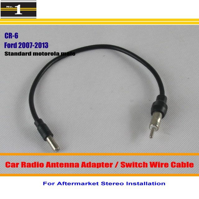 font b Car b font font b Radio b font Antenna Adapter Aftermarket Stereo Antenna online get cheap car radio connection cable aliexpress com Metra Wiring Harness Diagram at gsmx.co
