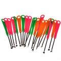 Earpick,Plastic Metal Ear Tool,Ear Cleaning Tool,20Pcs