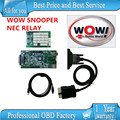 10pcs/lot DHL FREESHIP 2016 WOW SNOOPER without bluetooth new appearance v5.008 R2 version cdp pro plus free actived any time