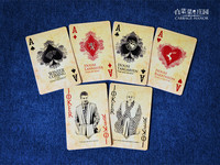 Free Shipping HBO TV Series Game Of Thrones Poker Playing Cards Song Of Fire And Ice