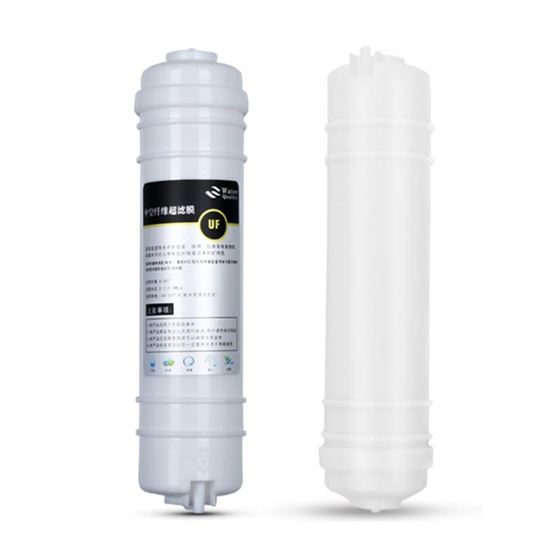 10 дюймов Quick Connect uf фильтр картридж 0.01 мкм полые Волокно ультрафильтрации мембрана фильтр обратного осмоса