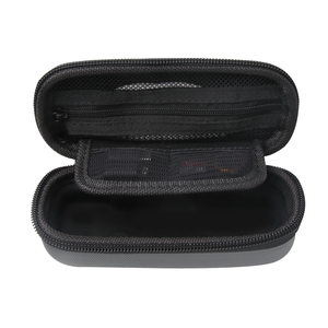 Image 3 - Osmo Bolsa de almacenamiento de bolsillo para Estuche portátil PU, bolsa de amortiguador impermeable, filtro, caja de piezas de repuesto para DJI Osmo Pocket, cámara deportiva