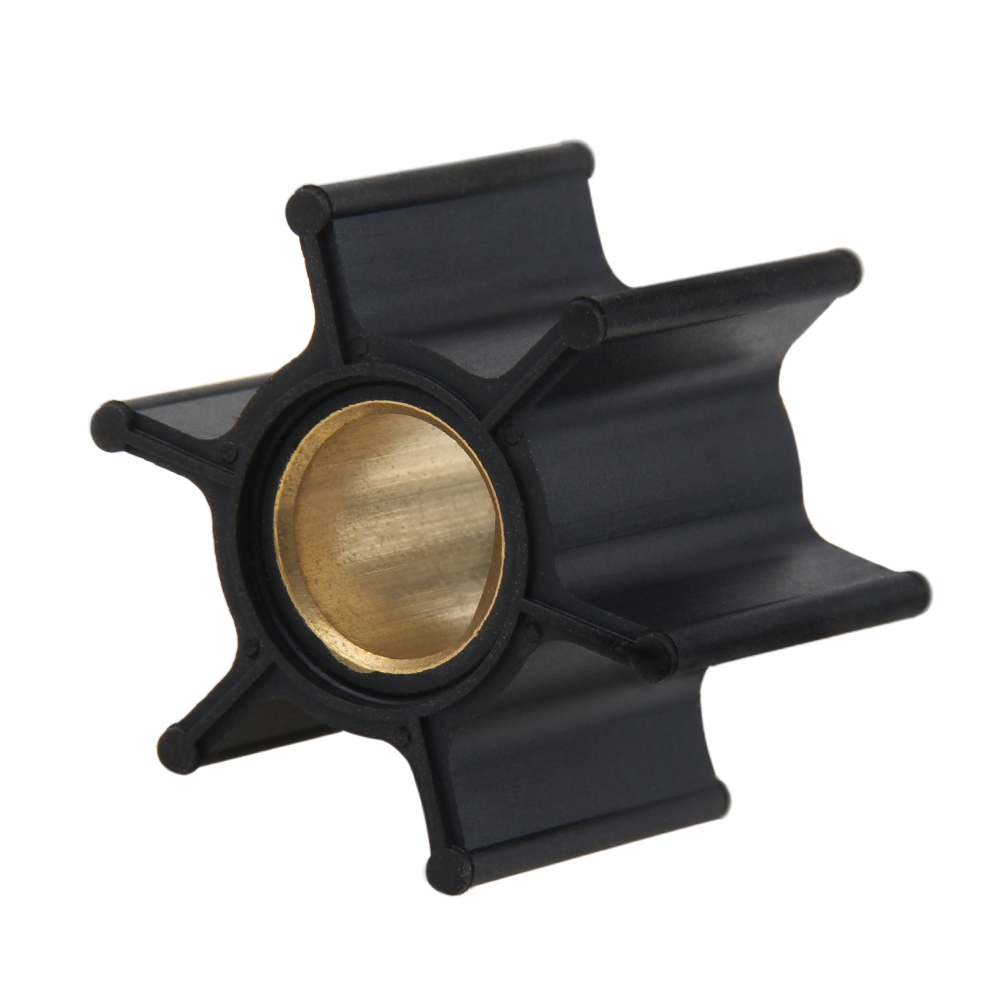 CARBOLE Water Pump Impeller For  Honda 19210-ZV4-651 Outboard DF8HP 9.9HP 15HP 18-3247 free shipping 12mm thickness 60mm od 36 teeth brass water pump impeller copper tone