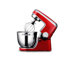 7L Stainless Steel Bowl Kitchen 6 Speed Electric Dough Mixer Tilt Head And Cooking Chef Blender