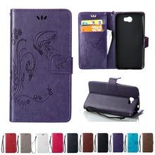 Flip Case for Huawei Y6ii Compact LYO-L21 LYO-L01 Phone Leather Cover for Huawei Y6 ii Y 6 2 Y 6ii Compact LYO L21 L01 Cases