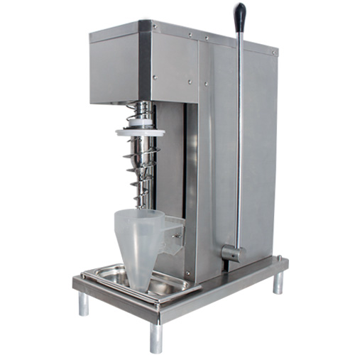RY-BQL-178T 220v Self service Fruit yogurt mixing ice cream machine fruit frozen yogurt mixer