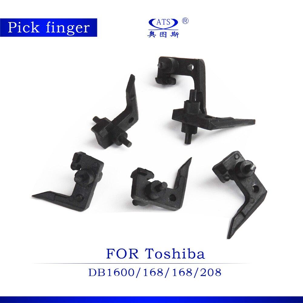 New Copier Machine Part 6PCS/Set Picker Finger Separate Claw for BD1600 BD168 BD169 208 Separation Finger