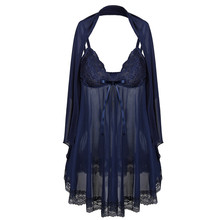 Porn Sex Nightdress Plus Size Sexy Lingerie Womens Erotic lingerie Baby Dolls Langerie Babydoll Costumes Underwear Negligee